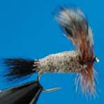 Adams Irresistible Special Dry Trout Fishing Fly