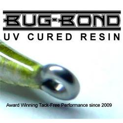 Bug-Bond the first Tack-Free UV Cure resin for fly tying