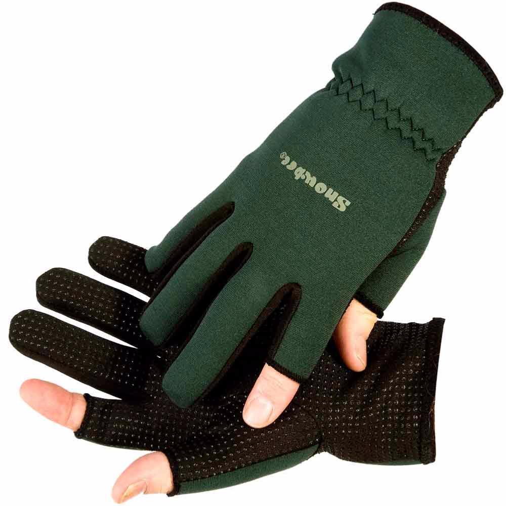 very warm Snowbee SFT Neoprene waterproof gloves