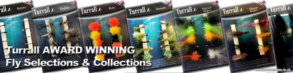 Turrall Fishing Fly Collections & Selections