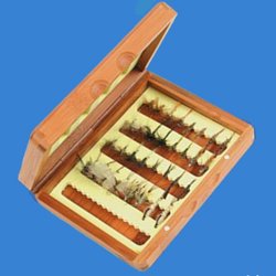 Bamboo Fly Box Classic - Bamc