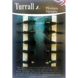 Montana Nymph Turrall Fly Selection - MNS