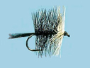 Turralls Dry Hackled Flies
