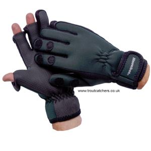 Snowbee Neoprene Gloves - 13122