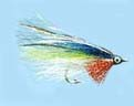 Turrall Saltwater Abel Anchovy - Sw01-Size 1/0
