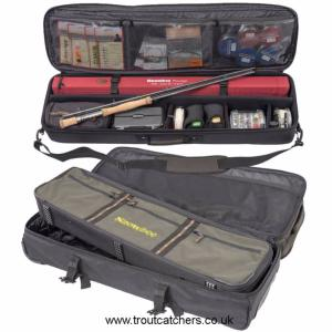 Snowbee XS Travel Bag + Stowaway Case combo - 16447/8