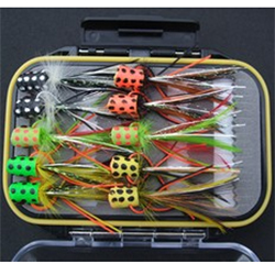Turrall Fly Pod Popper Selection - FPOD19