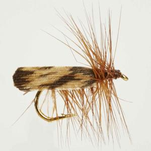 Turrall Caddis /Sedge - Brown Caddis - Ca02