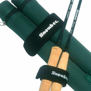 Snowbee Neoprene Rod Straps - Large - 19001