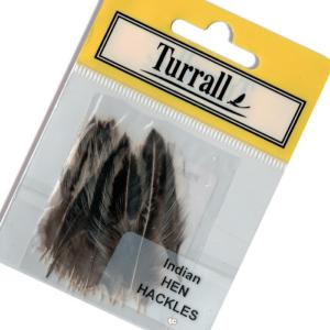 Turrall Hen Hackles - Packets