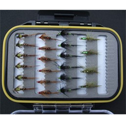 Turrall Fly Pod Cruncher Selection - FPOD04