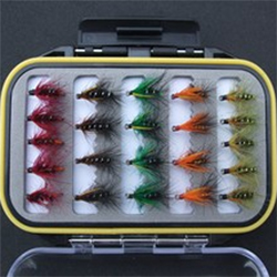Turrall Fly Pod Snatcher Selection - FPOD26