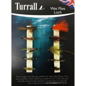 Wet Fly - Loch Turrall Fly Selection - FRS