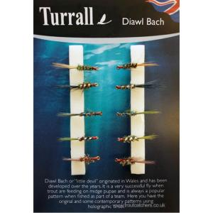 Diawl Bach Turrall Fly Selection - DIS