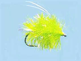Turrall Blob Chartreuse - BF02