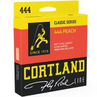 Cortland 444 Classic Peach Floating Fly Line - DT