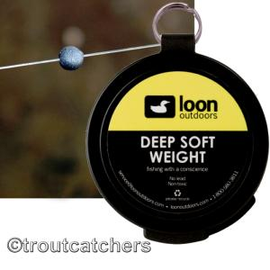 Loon Deep Soft Weight - Sinkant