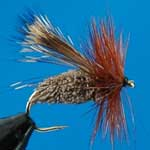 Deer Hair Sedge Special Dry Trout Fishing Fly