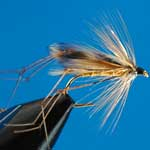 Drowning Daddy Dry Trout Fishing Fly