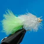 Pearl Gh Blob Trout Fishing Fly