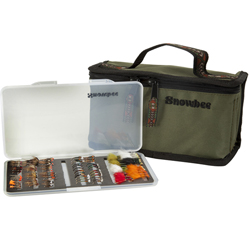 Snowbee Slimline Fly Box Kit - 14750-Kit