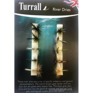 River Turrall Fly Selection - RDS