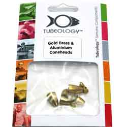 Tubeology Gold Coneheads