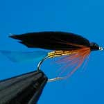 Kingfisher Butcher Wet Trout Fishing Fly #12 (W168)