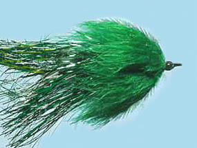 Turrall Pike Fly Green - Pi02