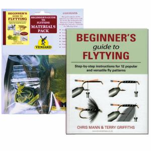 Beginners Guide To Fly Tying & Kit Of Materials