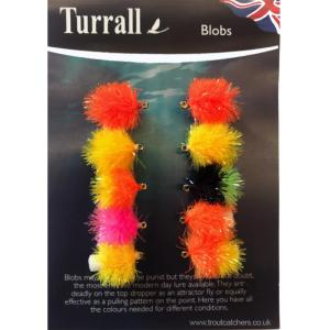 Blobs Turrall Fly Selection - BFS