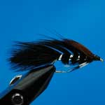 Ace Of Spades Lure L/S Trout Fishing Fly #10 (L68)