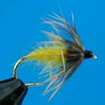 Caddis Nymph Trout Fishing Fly #12 (N36)