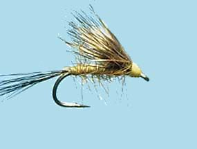 Turrall Caddis /Sedge - Buck Caddis Light - Ca04