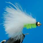 Cats Whisker Gold Head Mini Lure Trout Fishing Fly