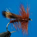 Fluttering Sedge Special Dry Trout Fishing Fly