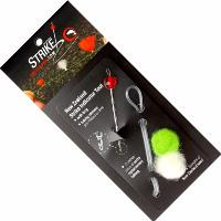 New Zealand Strike Indicator Combination Kit - Tool Kit - Mix Wool - Regular Tubing
