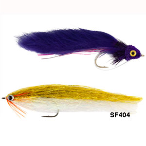 Snowbee Predator II Fly Selection - SF404