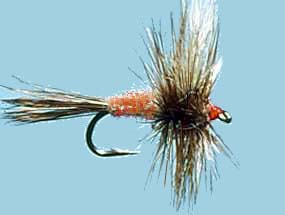 Turrall Wulff Dry Ausable - Wu01