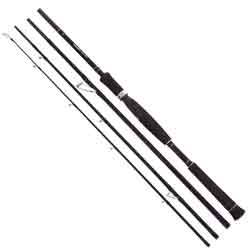 Snowbee Raptor Spinning Rod 8ft 4pce 10-50g - 10085
