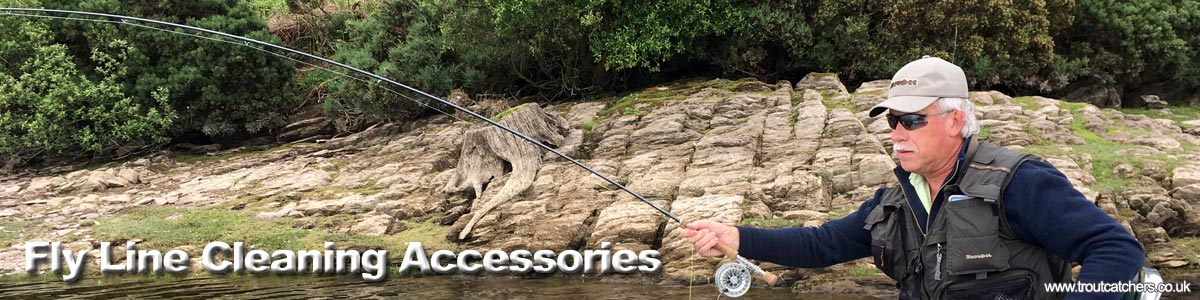 Fly Line Cleaning Accessories