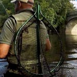 Folding Game, Salmon & Sea-Trout Landing Nets