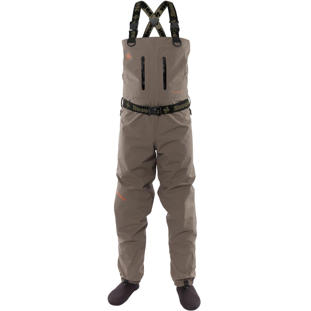 Snowbee prestige stx breathable stockingfoot waders for Fly fishing waders sale