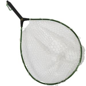 Snowbee Rubber Mesh Hand Trout Net - Large - 15117