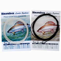 Snowbee Poly-Coated Leaders - Trout-5ft / 12lbs Floating PCL-F