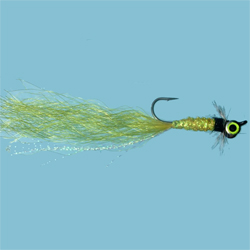 Turrall Yellow Jig Fly - DG10