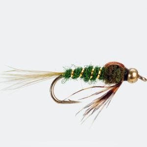 Turrall Bead / Gold Head Demoiselle - Bh16