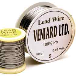 Lead Wire - 50Grm Bulk Spool
