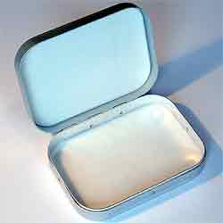 Richard Wheatley Flat Foam Fly Box - 1401F
