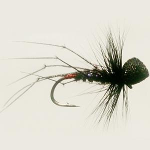 Gary Pearson Flies - Turrall - Maraflash Hopper Red - GP11- Size 10